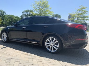 Kia optima sxl limited